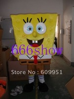 Hot sale for  Spongebob  adult  Easter cartoon Fancy sexy Adult Size Fancy Dress Party Outfit Free S/H