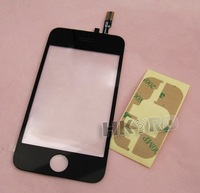 New Replacement Touch Screen Digitizer+Adhesive for iPhone 3GS B0012 P