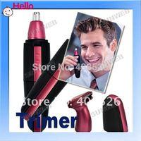 2 in1 Deluxe Groomer Face Ear Beard Nose Trimmer Hair Shaver Clipper Cleaner mens1468