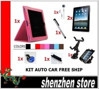 Set Accessory car for Ipad2 KIT Car Airmail HK Free Shipping Airmail HK Whosale Factory