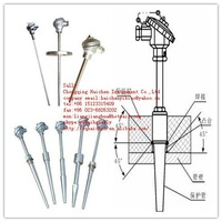 Thermal Resistance RTD Temperature Sensor for Power Station