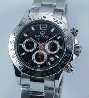 New LEXUS Chronograph Watch RX300 SC LS 430 400 ES 350 B19