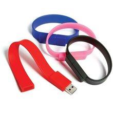 popular custom usb wristband