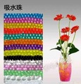 Colorful  100 pcs crystal beads Crystal Mud Soil Water Beads For Flower free shipping For Flower Plant