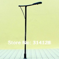 Model material quality brass garden lights 12V-head high 8cm H-T28 Reference scale: about 1:100 free shipping