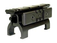 20mm Weaver QD Scope Mount for PSG-1/MP5/G3 Airsoft GUN