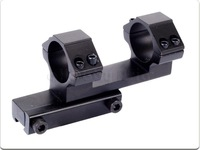 25mm/1Inch Tactical Off Set Scope Mount Ring for 10mm Rail