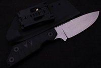 ( Wholesales EMS Free Shipping ) ENLAN EL-06PF Coarse Grain G10 Desert  Color 9Cr13mov Blade  Folding knives