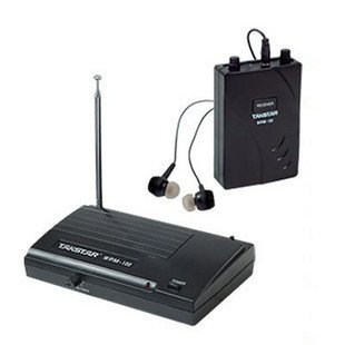 Wireless audio series/Wireless Monitor System WPM-100,Operating Range: Approx. 30m(China (Mainland))