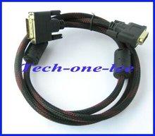 Hi Speed 1 5m DVI Cable DVI 24 1 DUAL MALE M M DVI D to