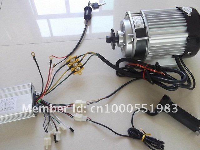48V 1000W electric trike conversion kit(China (Mainland))