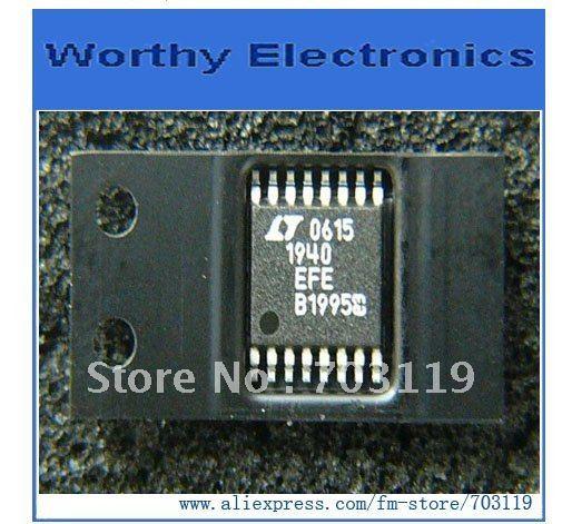 Интегральная микросхема 10pcs/lot LT1940EFE LT1940EFE #PBF LT1940 TSSOP16 интегральная микросхема 10pcs lot lt1940efe lt1940efe pbf lt1940 tssop16