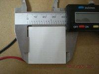 TEC1-12704T125 ,Max15.4V,40x40mm,thermoelectric cooler parts,peltier module,tec cooler,Tec module,