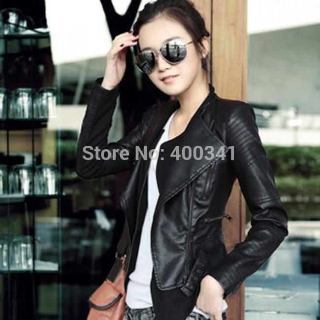Women Coat Jacket Cotton Down Luxury Real Fur Collar (Black Color, Xl Size) Deal