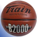 Free shipping High quality Train PU basketball indoor outdoor basketball Standard 7# men's basketball