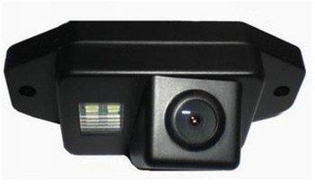 Free shipping HD Car rear view camera backup camera for 2002-2009 Toyota Land Cruiser 120 Series Toyota Prado 2700 4000