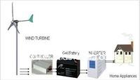 wind power generator 300w,100W 300W wind generator/turbine/energy/mill system