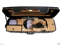 4/4 Violin case waterproof Fine shape strong black #9