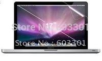 "For macbook 17"" pro screen protector, for macbook  screen film , for macbook 17"" pro screen guard,OPP bag packing"