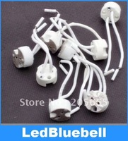 Free Shipping MR16 Light Lamp Bulb socket Adapter Converter Holder [ LedBluebll ]