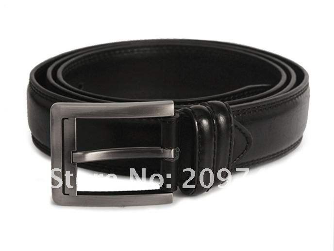 1pcs wholesale leather mens belts mens leather belts 100