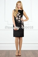 Вечернее платье 2012 Perfect Printed Square Neckline Ellison Dress 110310CT01