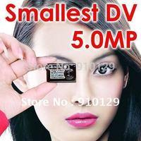 5MP Smallest Mini DV Camera Recorder Camcorder DVR Free Shipping