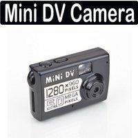 5MP Smallest Mini DV Camera Recorder Camcorder DVR Free Express 5pcs/lot
