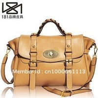 2013 fashion handbag  world famous classical fashion NAPA genuine leather tote bag women handbag soft leather muliti color