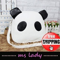 cute bag panda bag girl stylish bags free shipping HK airmail