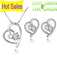 Серьги-гвоздики NEWTIME Hotselling 925 shamballa CZ 4252 NTEAR4252