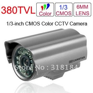 Security Surveillance Color IR Indoor CCTV Camera