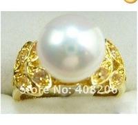 Кольцо A beautiful green jade ring 7.8.9.10