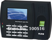 ZKSoftware K28 Fingerprint & ID Card Time Attendance TCP/IP Linux system