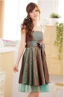 Вечернее платье New fashion dress evening dress gray decorative lanterns and retail