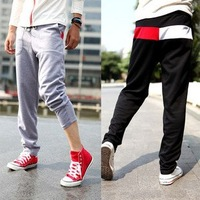 Selling men's trousers, leisure trousers men's cargo pants free shipping 186