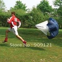 10pcs/lot Running Training Parachute Top Pro Football Teams & Runners Choose New Running Speed Power Fitness Training Chute