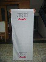 Fabric Banner, Sleeve-Pole banner