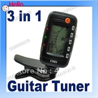 3 in 1 Guitar Tuner Metronome Tone Generator free shopping 635