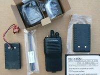 Handheld VHF FM Transceiver Vertex Standard VX-160 VOX+CTCSS/DCS+DHL Free Shipping