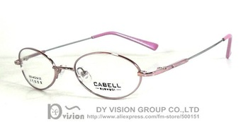 Metal memory titanium alloy eyeglasses frame optical frame glasses frame eyewear ready-made wholesale