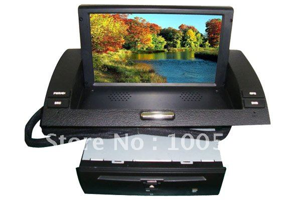 Special Car DVD Player For old Mazda 6 With GPS/Bluetooth/CAN BUS, No IPOD and Analog TV function(China (Mainland))