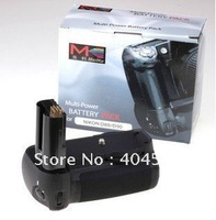 Free Shipping MeiKe Battery Grip for Nikon D90 D80 MB-D80 MB-D90Camera grip, Super feel Camera grip