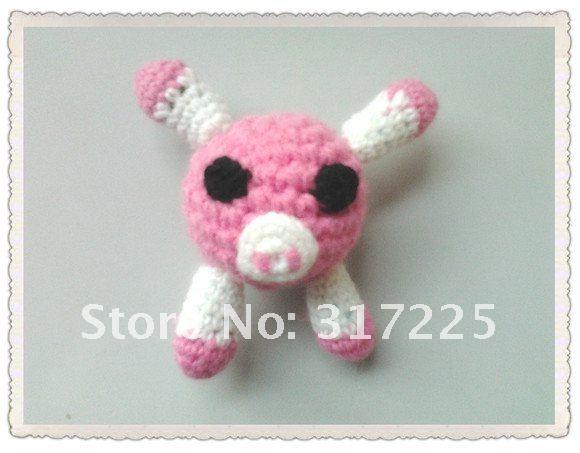 вязание, Детские свинья