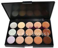 15 colour Concealer Contour Cream Bronzer Camouflage Makeup Palette
