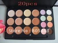 20colour Concealer Contour Cream Bronzer Camouflage Makeup Palette