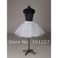 High Quality Short Wedding Dress Crinoline Bridal Petticoat Mini Cocktail Dress Petticoat PT115