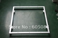 surface mounted metal bracket of 600x600mm led panel light