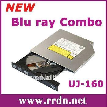 Slim Blu-ray Combo Drive Panasonic UJ-160 UJ160,Support to read 100GB Blu ray disc