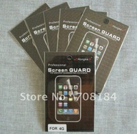 100pcs Clear Anti Scratch Ultra Thin LCD Screen Protector For iPhone 4 4s 4g 4th Screen Film Guard for iphone 4G 4S